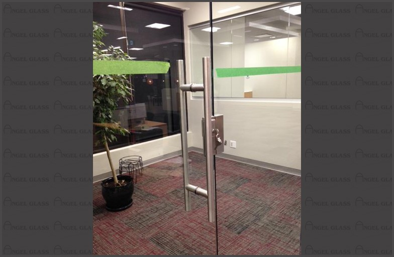 BCAA - Office Glass Doors and Walls