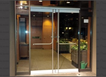 Commercial Bumpcraft Entrance Door System