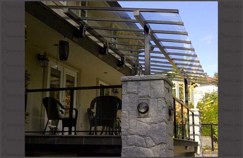 The Plumb - Patio and Canopy System