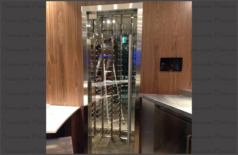 ROGERS ARENA - BLT Constructions, wine rack