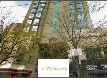 JIWA Lawyer Office – Office Entrance Doors and Glass Walls