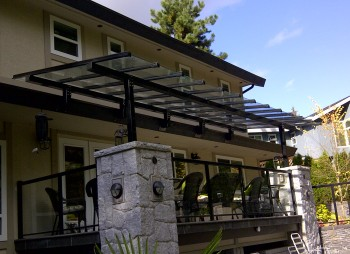 The Plumb – Patio and Canopy System
