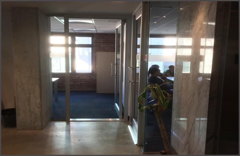 Commercial Building Downtown Vancouver - Interior Glass Walls, Door & Windows