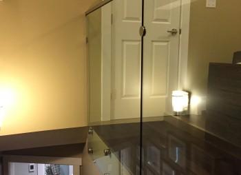 standoff frameless glass system